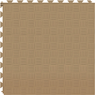 Caramel 6.5mm Diamond Flex Tiles