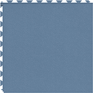 Cerulean Blue6.5mm Smooth Flex Tiles