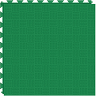 Green 6.5mm Diamond Flex Tiles