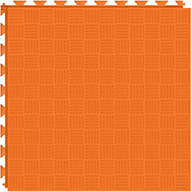 Orange 6.5mm Diamond Flex Tiles