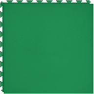 Green6.5mm Smooth Flex Tiles