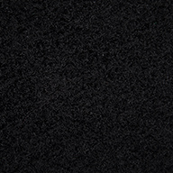"Black 5/8"" Premium Soft Carpet Tiles"
