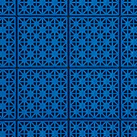 Royal Blue Premium Outdoor Sports Tiles