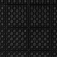 Black Premium Outdoor Sports Tiles