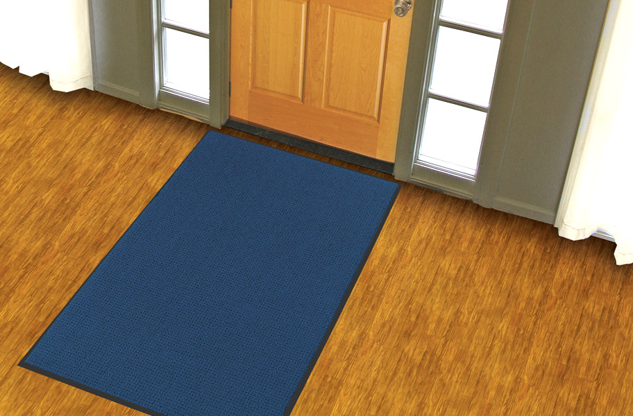 Residential Rubber Flooring Tiles And Sheets - m