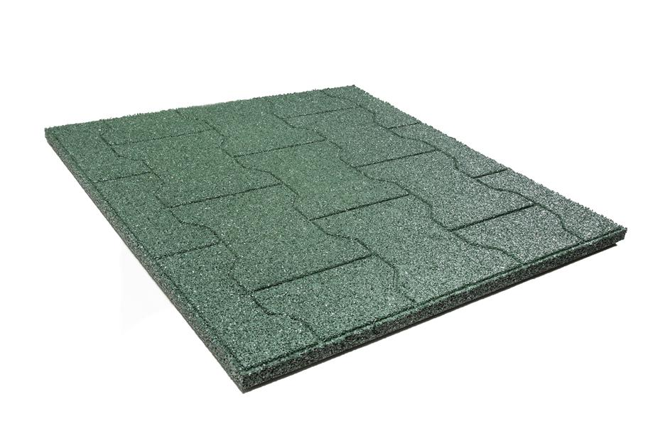 Paver Tiles - East Coast - Rubber Ratio Pavers