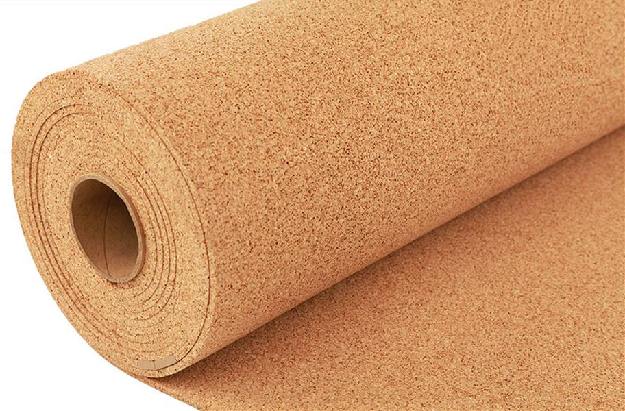 3mm eco cork underlayment acoustic flooring underlay for Floor underlayment