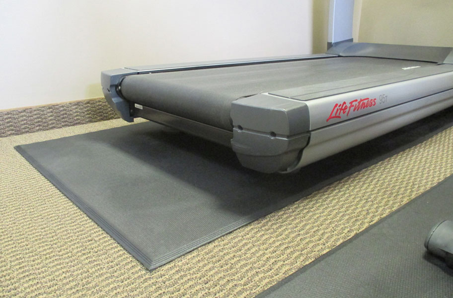 3 8 Quot Equipment Mats Low Cost Free Shipping Gym Treadmill