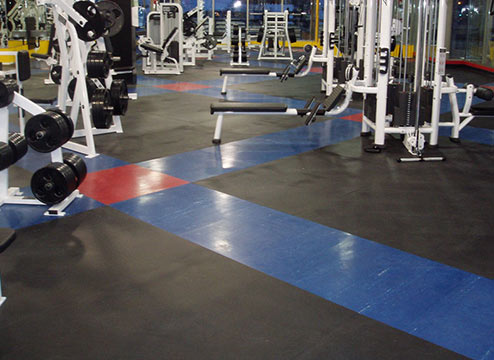 Commercial Gym Flooring Buyer S Guide