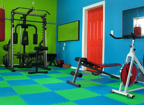 Home Gym Ing Guide 5 Options For Flooring