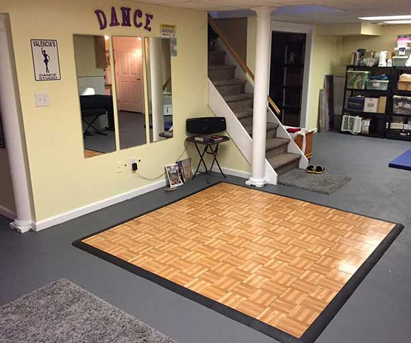 Dance Floor Kits Portable Dance Floor - Discount dance flooring