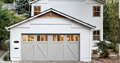 How To Create Your Dream Garage - get the best door