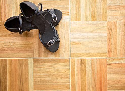 Dance Flooring For Tap Dance