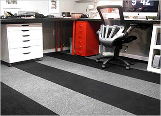 Hobnail Carpet Tiles