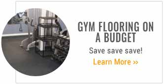 Gym Flooring for your Budget