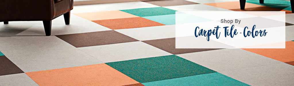 Carpet Tiles Shop By Colors