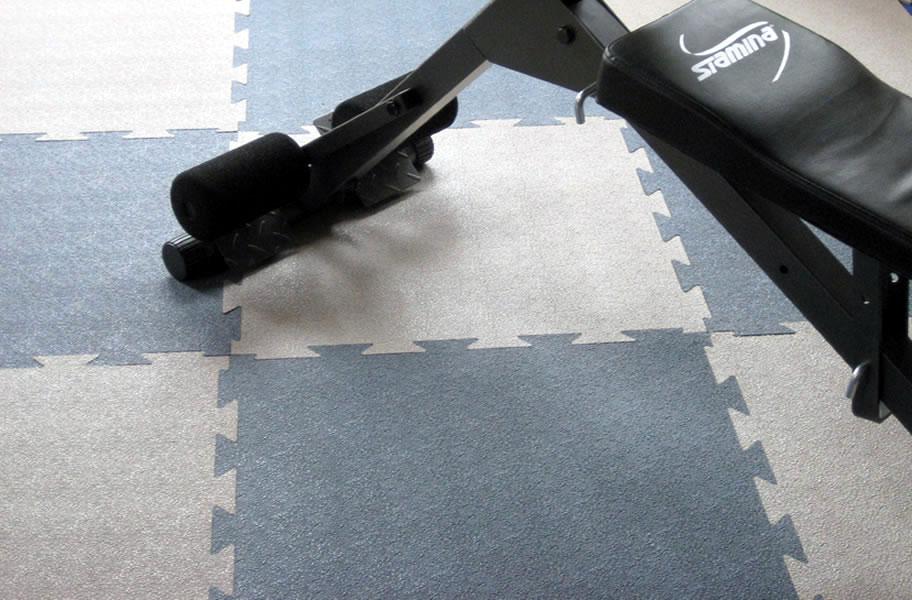 Rubber Flooring Tiles For Gyms