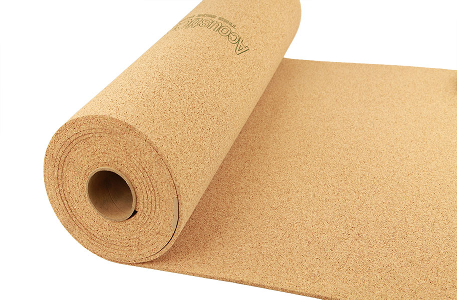 AcoustiCORK R60 - Narrow Roll - Acoustic Underlayment