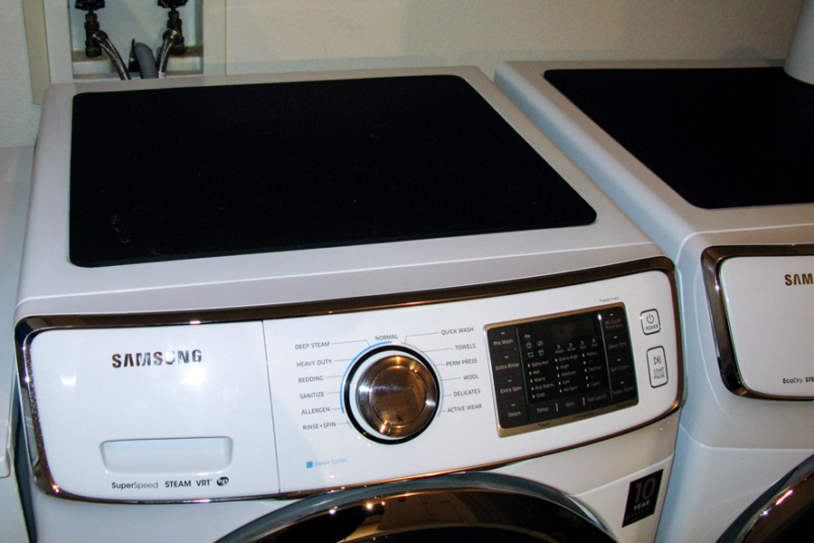 Rubber Mat For Top Of Washer And Dryer Home Design Ideas