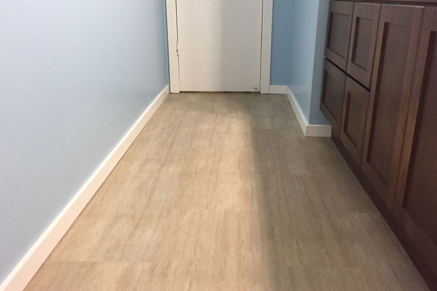 Rubberflooringinc Customer Coretec Plus Tiles Review