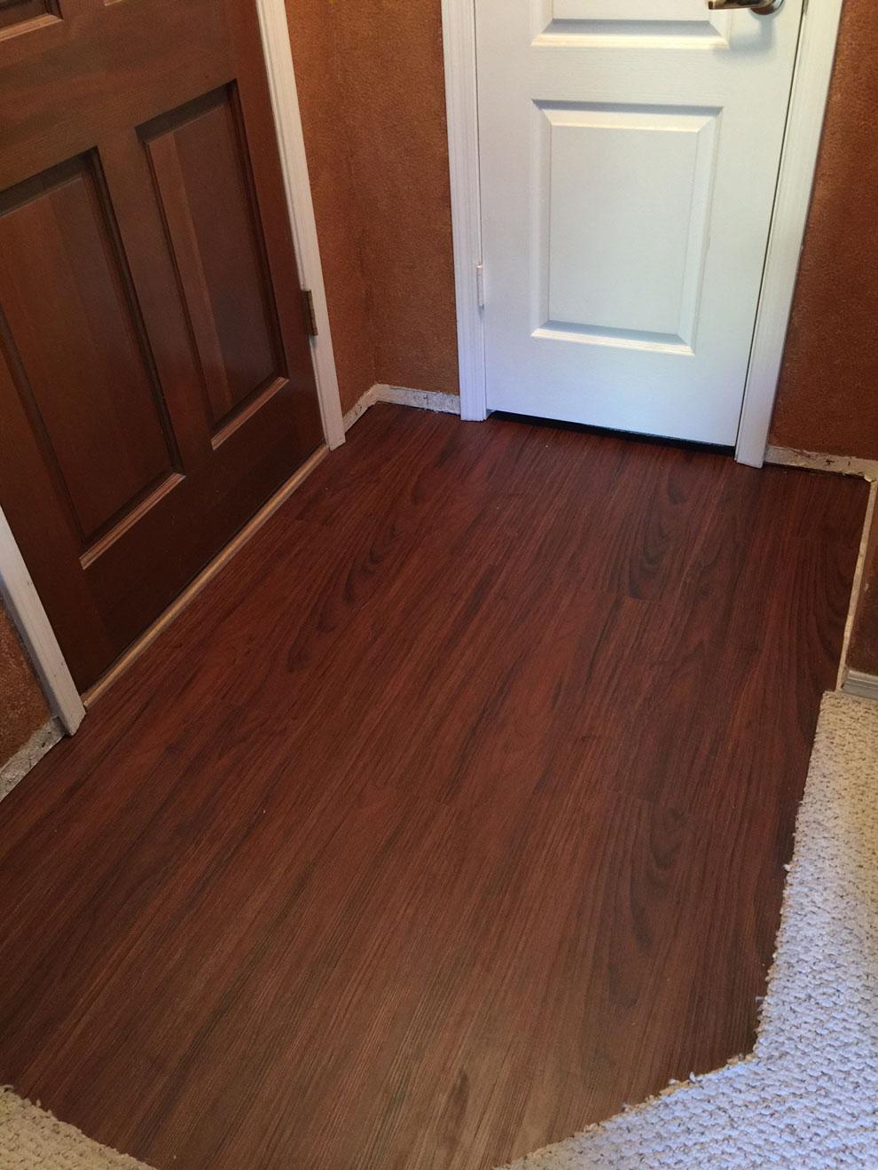 Vidara Vinyl Planks Low Cost Interlocking Flooring