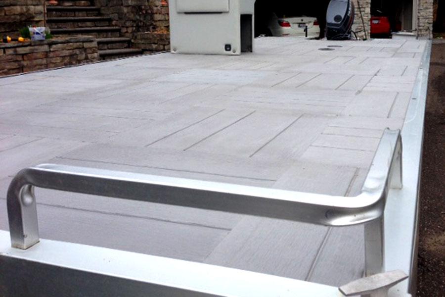 Life Floor Rustic Board Tiles Easy To Install Pool Deck