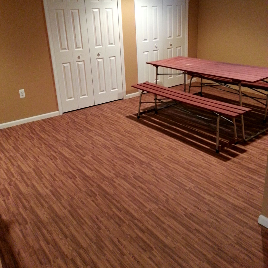 RubberFlooringInc  Customer. Premium Soft Wood Tiles   Interlocking Foam Mats