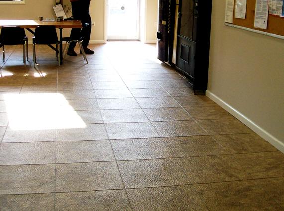 Stone Flex Tiles Easy To Install Interlocking Vinyl Tiles