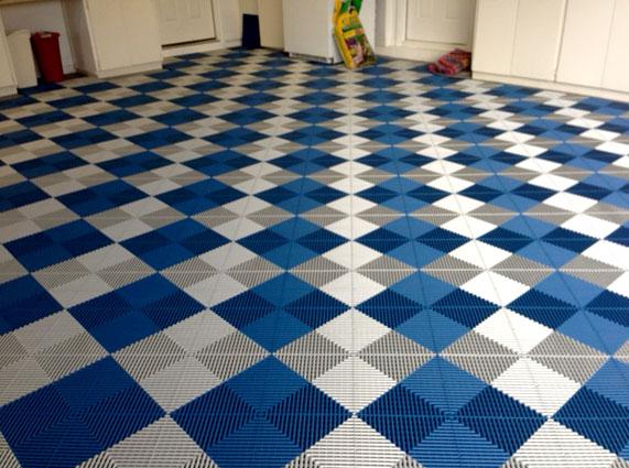 ribtrax tiles premium interlocking garage tiles. Black Bedroom Furniture Sets. Home Design Ideas