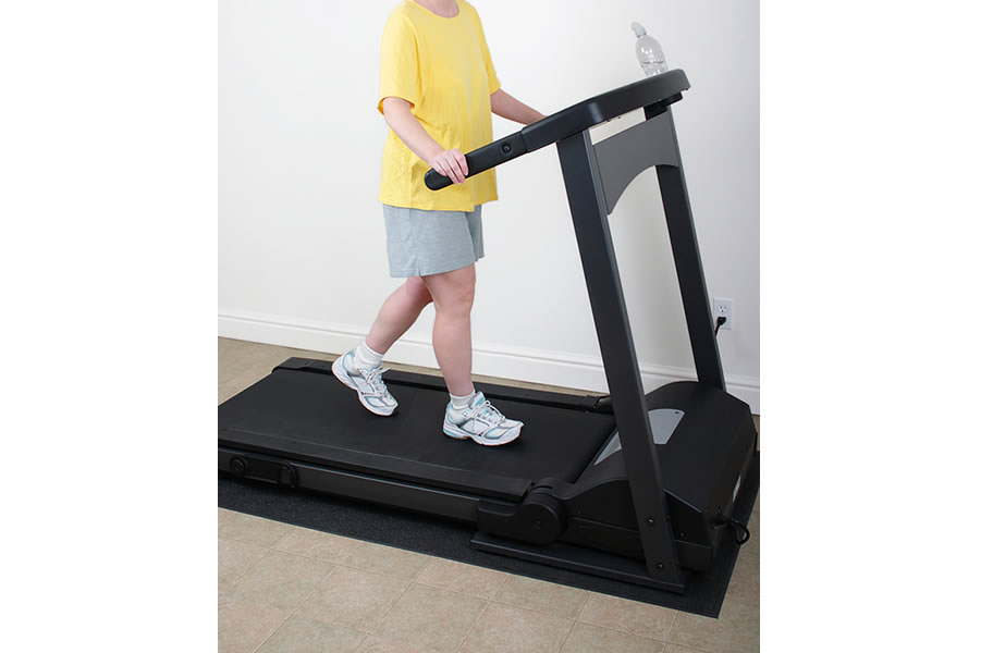 Buy cheap fitness equipment - Treadmill Mat - discount exercise equipment and home fitness mat