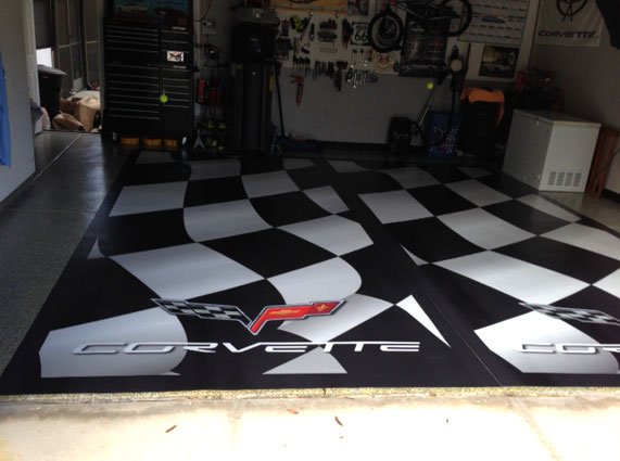 Garage Mats Vinyl Garage Floor Parking Pads Html Autos
