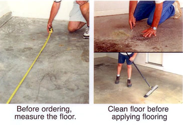 How To Lay Rubber Flooring Mycoffeepot Org